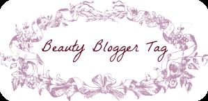 beautybloggertag
